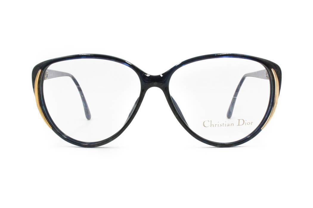 b26fff1f89 Dior Vintage Christian Dior mod. 2455 womens frame eyewear    Optyl ...