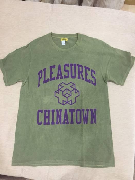 Pleasures Pleasures X Chinatown Market Color Changing Shirt Size M