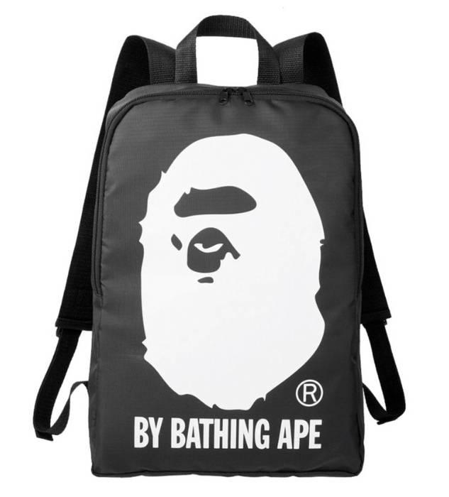 b93bed967143 Bape Japan Limited BAPE Nylon Backpack Black Size one size - Bags ...