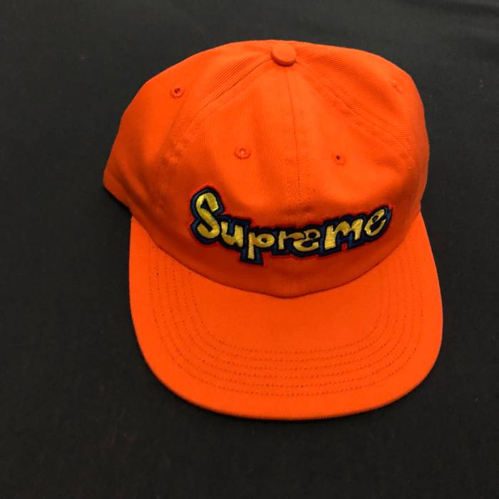 Supreme Supreme Gonz Orange Hat Size one size - Hats for Sale - Grailed f8428c05b28