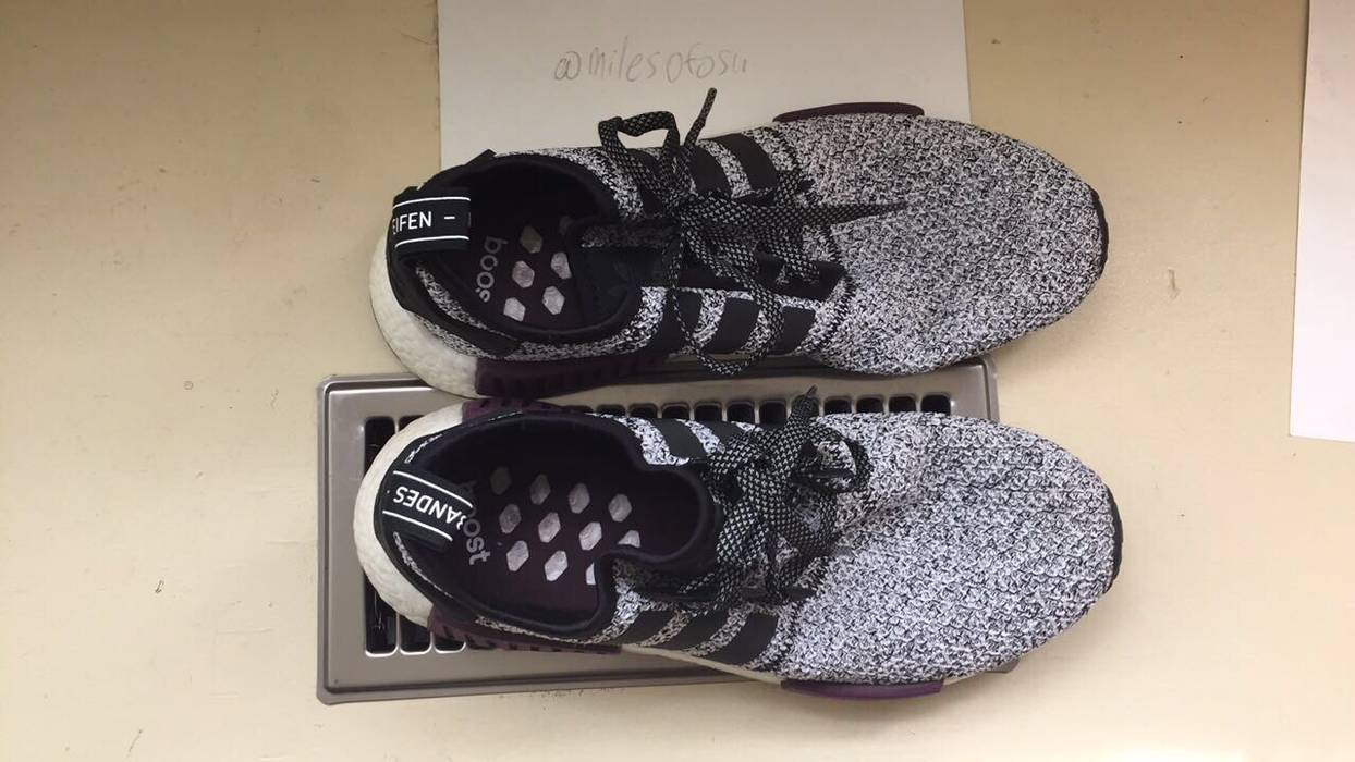 f026e11ab8d3 Adidas NMD R1 Champs Exclusive Burgundy Size 9.5 - Low-Top Sneakers ...