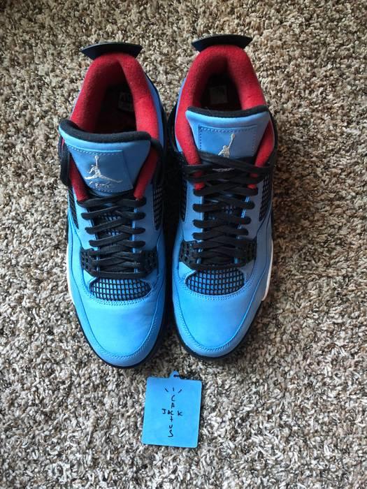 84e0453c7498bc Nike Nike Air Jordan 4 IV Cactus Jack (Travis Scott) Size 11.5 - Hi ...