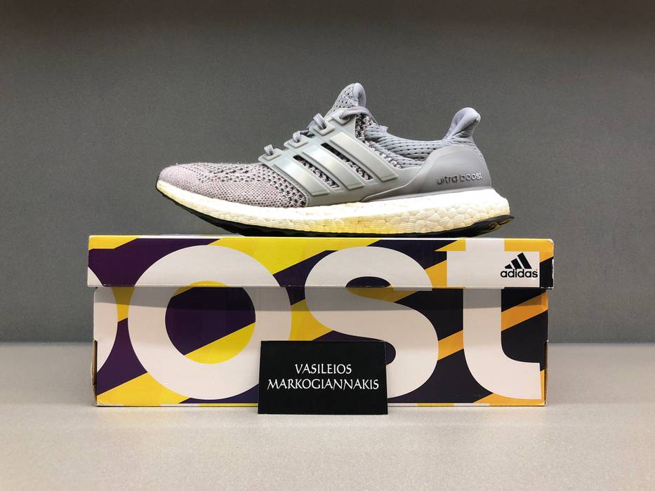 Adidas Adidas ultra boost 1.0 wool grey Size 8 - Low-Top Sneakers ... 3ea3eac72