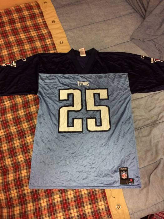 Vintage Tennessee Titans Jersey Size l - Jerseys for Sale - Grailed 40e359554