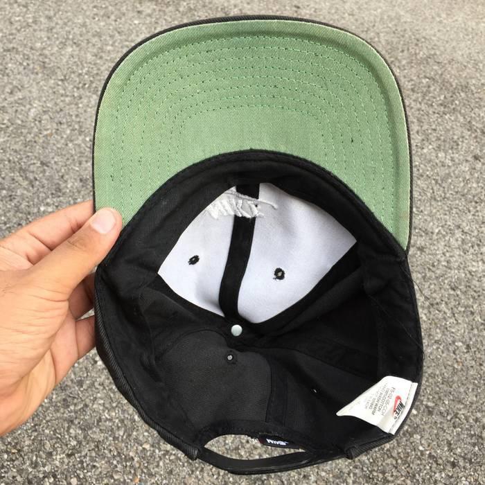 443d23e5a8430 ... buy nike nike swoosh cap vintage 90s nike sportswear cap snapback nike  80s baseball cap nike
