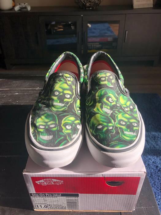 e3f9de3c608957 Supreme Skull Pile Black White Size 11 - Low-Top Sneakers for Sale ...