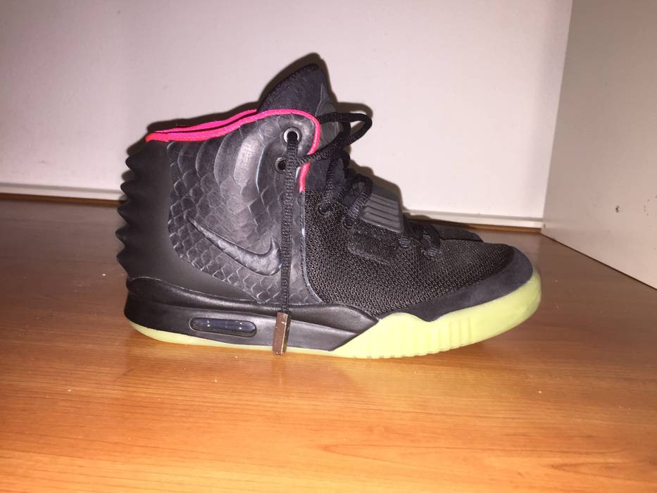 new product 34fa8 575e1 Nike Nike air Yeezy 2 Solar Red US 7 Size US 7  EU 40