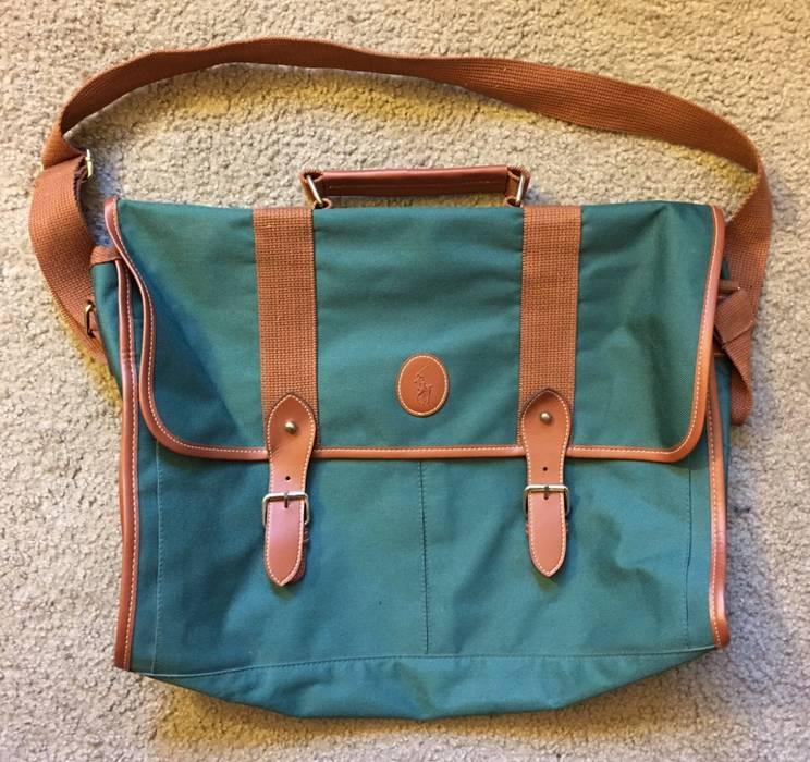 Polo Ralph Lauren Messenger Bag Vintage Size one size - Bags ... 1e3be8d818310