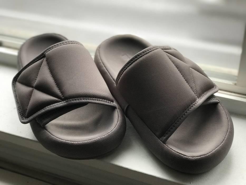 49a000ea4d3 Yeezy Season Slide graphite nylon slipper Size 7 - Sandals for Sale ...