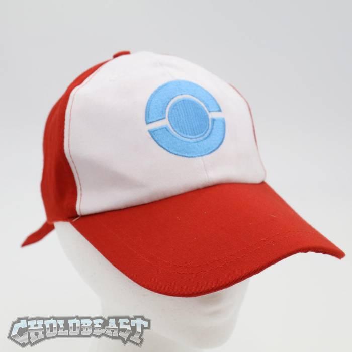 947c58dd53d Pokemon Pokemon Logo Black and White 2013 Hat Size one size - Hats ...