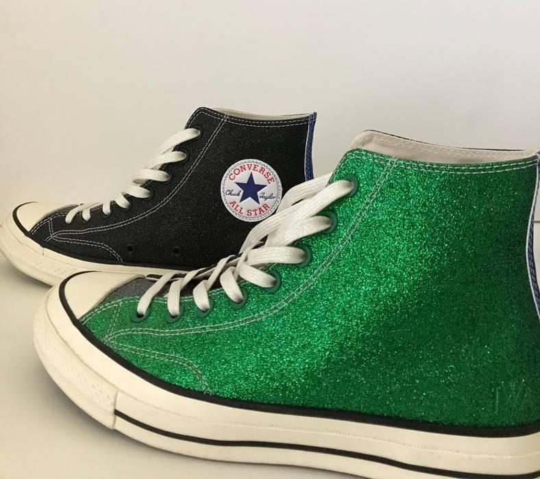 fb9c16defdf78f Converse J.W.Anderson Glitter Converse Size 9.5 - Hi-Top Sneakers ...