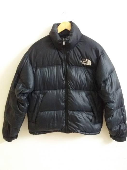 50cafa6f67 The North Face. The North Face Nuptse Down Puffer Black Jacket Armpit 22