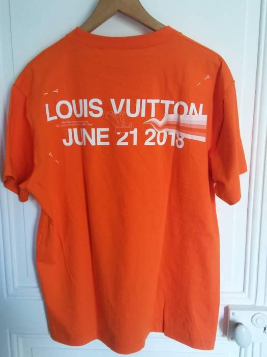 8d1f28c0f7cf Louis Vuitton SS19 t-shirt Virgil Abloh X Louis Vuitton Size l ...