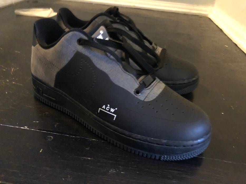 a3841ad12743 Nike Nike x A Cold Wall ACW Air Force 1 AF1 Size 8.5 Size 8.5 - Low ...