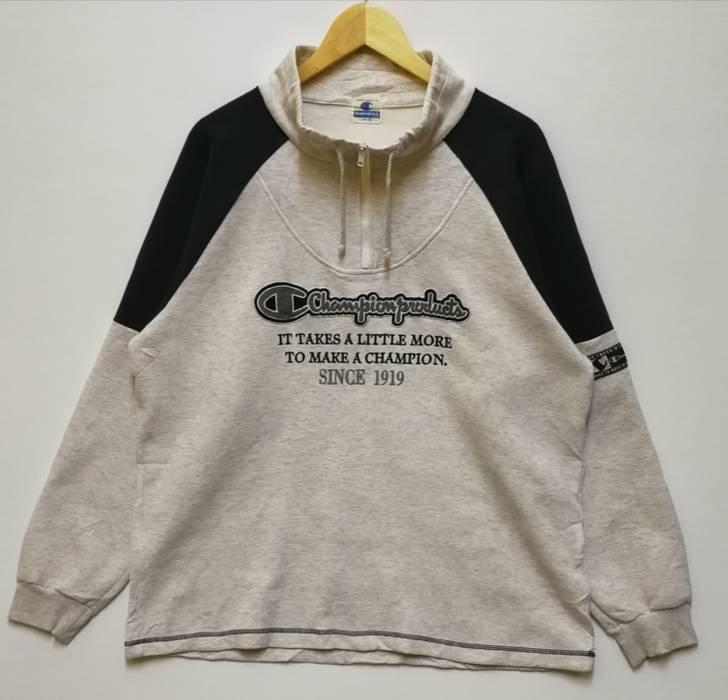 Champion Hot Sale!! Vintage Champion Product USA Sweatshirt Pull Over Size  Large Size US 95b20994092b