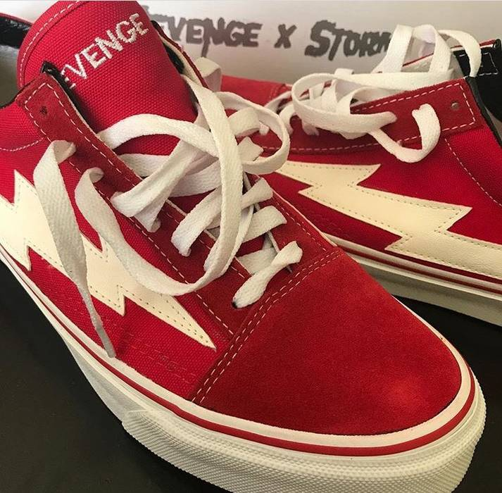 Vans Revenge x Storm Size 10 - Low-Top Sneakers for Sale - Grailed 154afe5b2