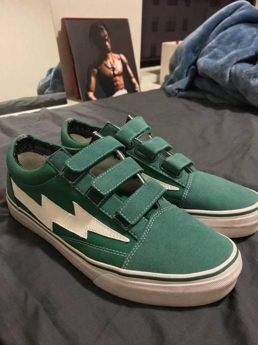 bd73a600086f Vans Revenge X Storm Green Velcro Vans Size 11 - Low-Top Sneakers ...