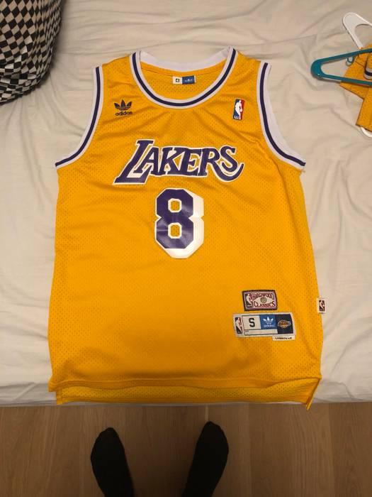 109e0e336c3 Adidas Kobe Bryant NBA Adidas Jersey Size s - Jerseys for Sale - Grailed