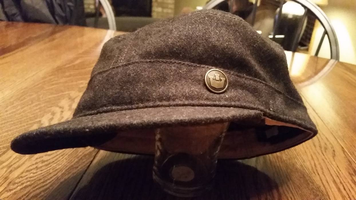 Goorin Bros. Grizzly Bear Wool Cadet Cap Size one size - Hats for ... 2ce90f88ac2