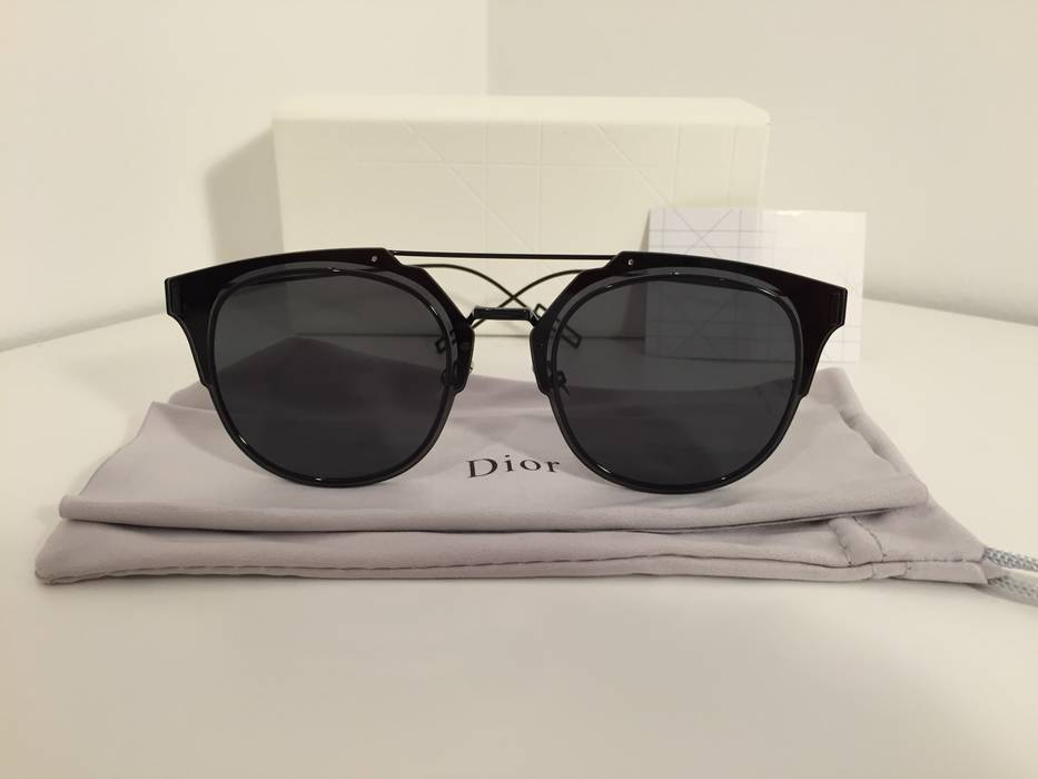 Dior Composit 1.0 Black Sunglasses Size one size - Glasses for Sale ... 2f0f52b77a60