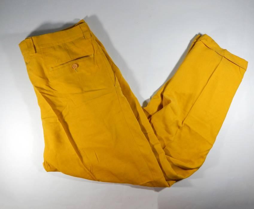 fdbc3e1fdcd6 Vintage Vintage Versace Classic V2 Bright Suit Blazer + Trousers 100% Silk  Size 50R -