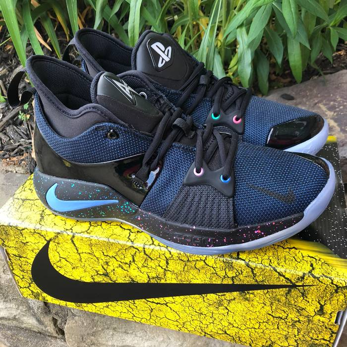 87054339210 Nike Paul George PlayStation 2 Size 9 - Low-Top Sneakers for Sale ...