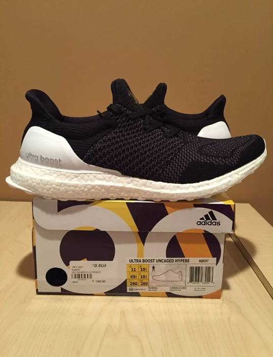 Adidas Ultra Boost Uncaged Hypebeast Size 11 - for Sale - Grailed c9e7ac11435fd