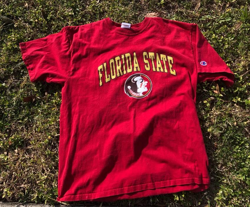 096a503b296 Champion Champion Florida State University TShirt Size xxl - Short ...