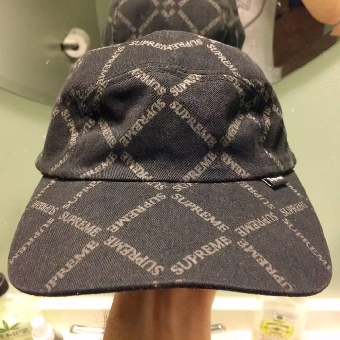 Supreme Supreme Gucci Camp Cap 2001 Rare Size one size - Hats for ... d25bb67ff85