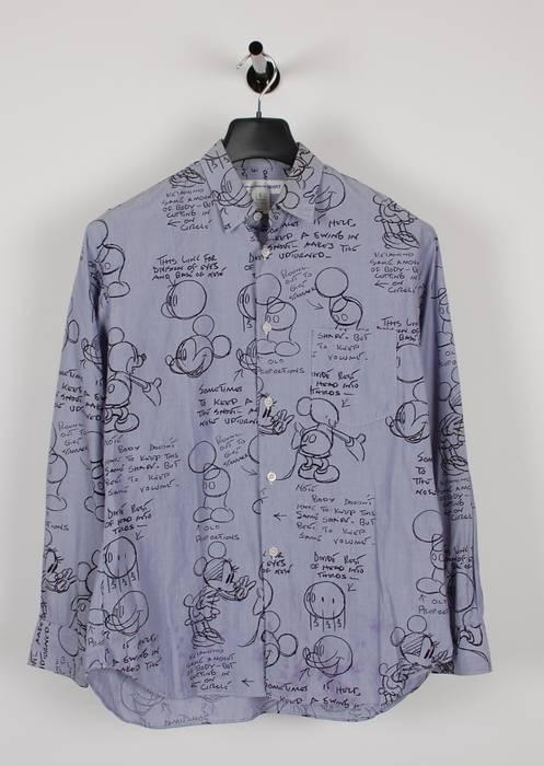c13b48e953f Comme des Garcons Original Comme Des Garcons Shirt Disney Mickey ...