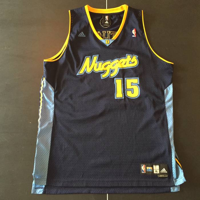 a38f0af19 Adidas Throwback Carmelo Anthony Denver Nuggets Jersey Size US XL   EU 56    4