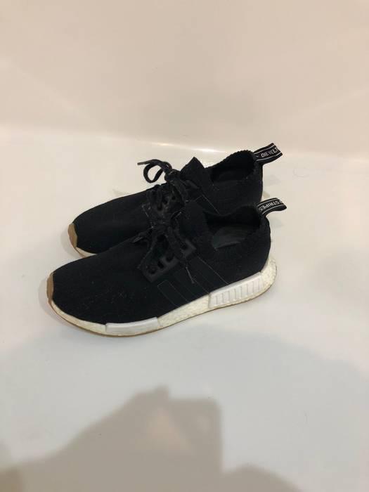 b7cdc4723139 ... adidas adidas nmd black gum sole sz 9.5 ultra boost r1 size us 9.5 eu