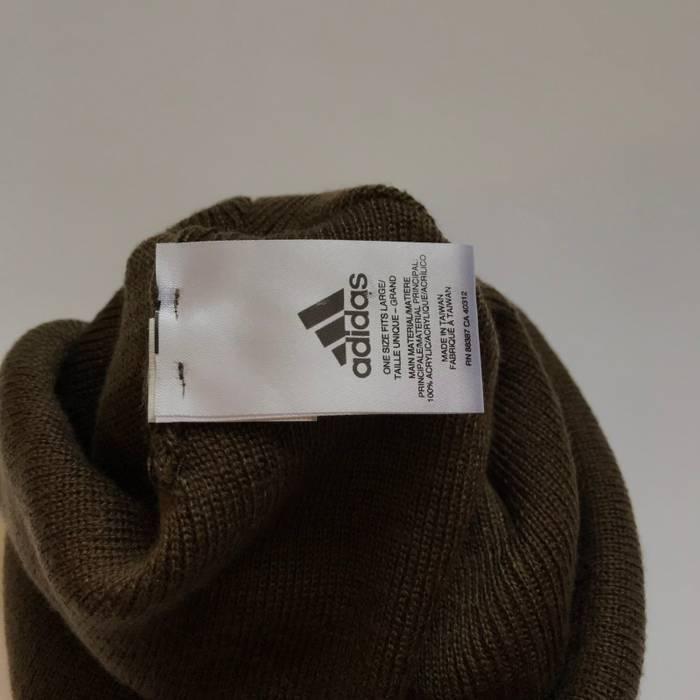 1b18dc25a38 Adidas Adidas X KITH Soccer Rays Olive Beanie Hat K Wollie Size ONE SIZE - 4