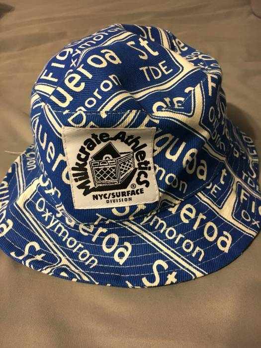 Milkcrate Athletics Oxymoron Bucket Hat Size one size - Hats for ... 84816c20785