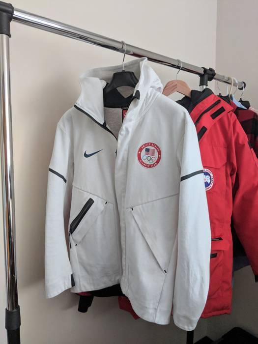 Nike Tech Fleece Winter Olympics Team USA Windrunner Jacket 684c657da29d