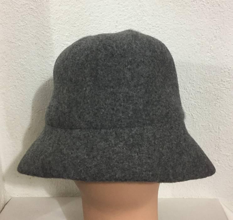 Kenzo Vintage KENZO Bucket Hat Made In Japan Gray Colour Kenzo Wool Size S  56cm Cap b44b19f5439