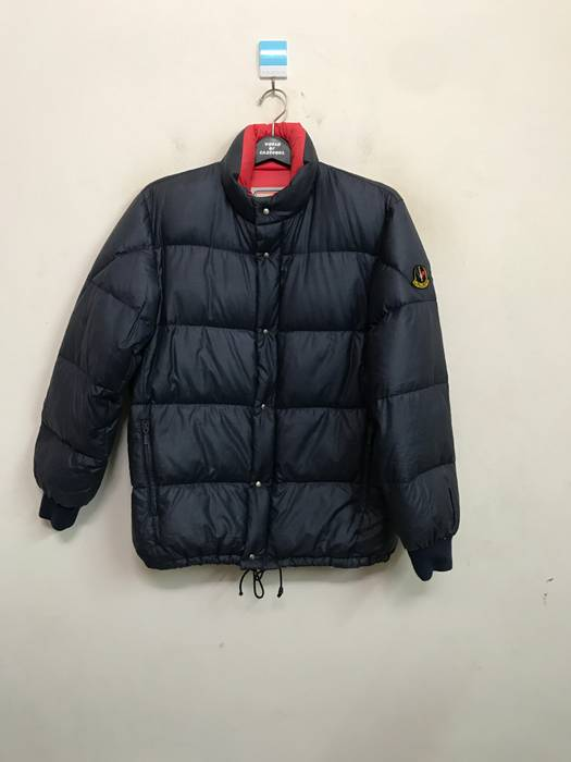 a5a0b4c90 Moncler Vintage MONCLER X ASICS Made in Japan Puffer Down Jacket ...