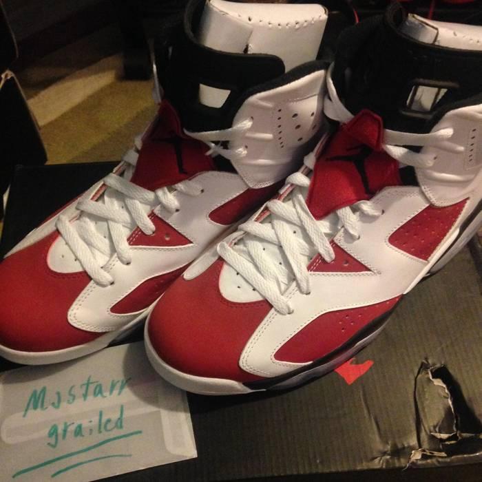 e584c4f6851c19 Jordan Brand Jordan 6 Carmine s Size 11 - Hi-Top Sneakers for Sale ...