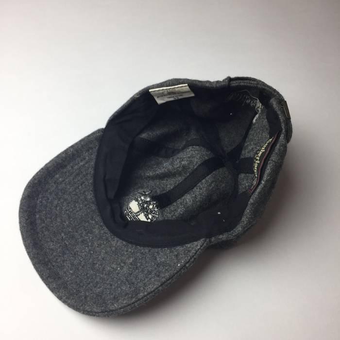 e9cb832e6cf Timberland VIntage Timberland Logo Wool Strap Back Hat Cap Weathergear Gray  Size ONE SIZE - 2