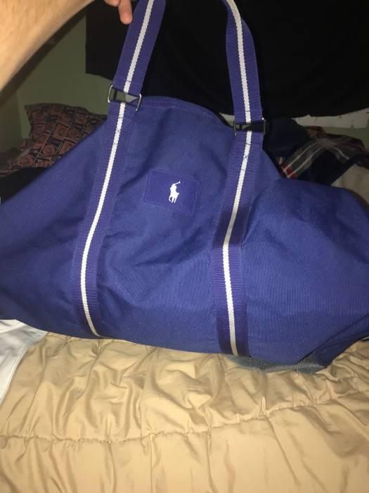 878c54b9d7 Polo Ralph Lauren Vintage Polo Duffle Bag Size 40 - Bags   Luggage ...