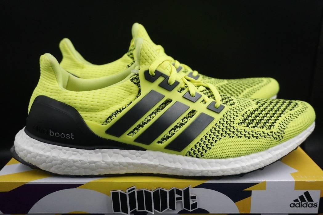 Adidas Adidas Ultra Boost 1.0 Volt Solar Yellow S77414 Size US 8   EU 41 e95dff816