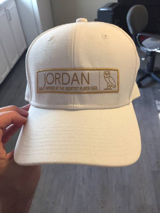 Jordan Brand OVO Jordan hat Size one size - Hats for Sale - Grailed a0631d2b7c1c