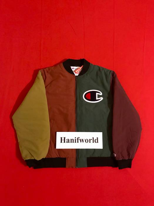 b0aa039e54c7 Supreme Supreme Champion Color Blocked Jacket Size l - Light Jackets ...