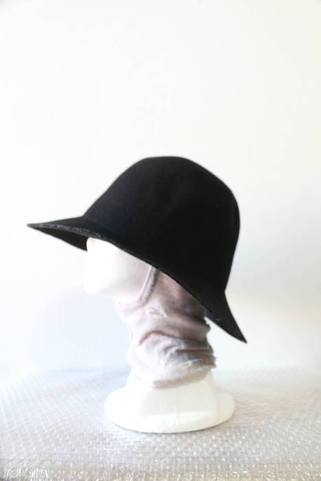 Number (N)ine SS07 Wool Preacher Hat Size one size - Hats for Sale ... 066954fec22e