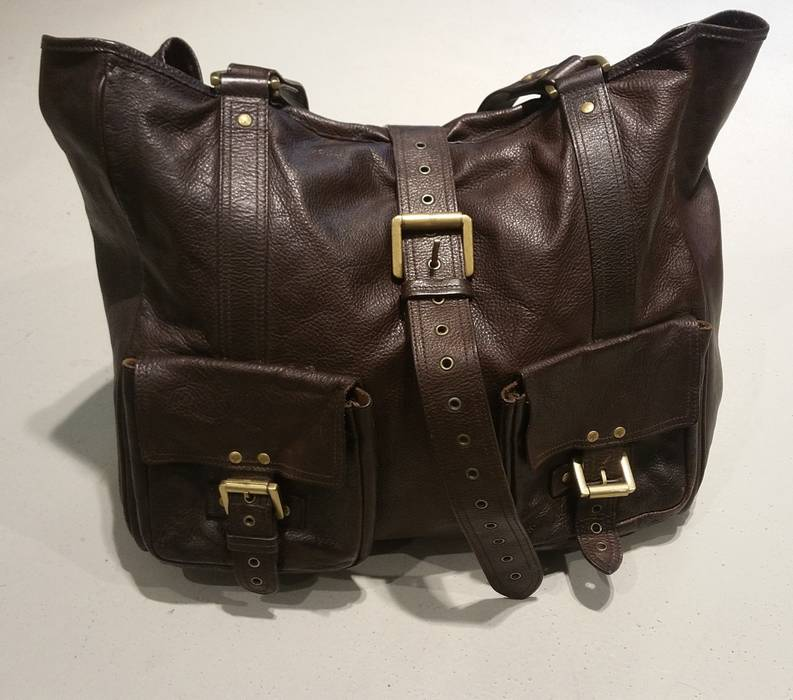 a89afc9af9 Mulberry Mulberry Brown leather bag Size one size - Bags   Luggage ...