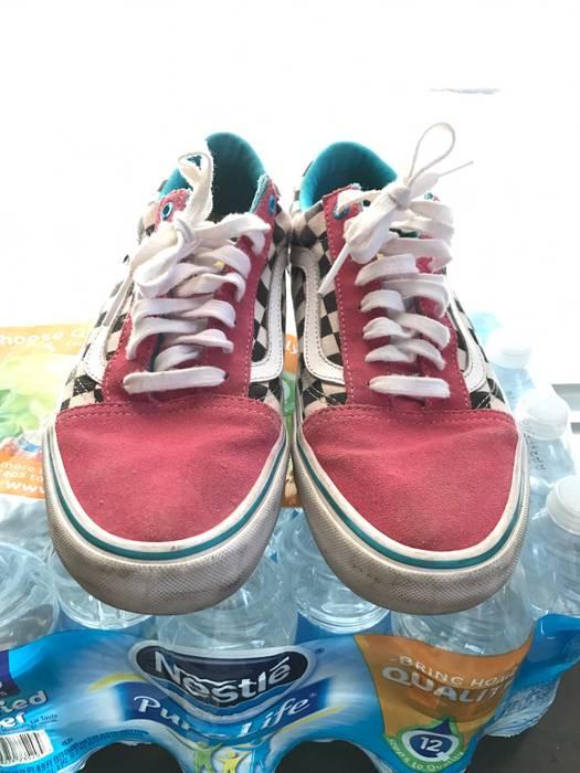 0efd309d49b7 Vans Pink Golf Wang Vans Size 9.5 - Low-Top Sneakers for Sale - Grailed
