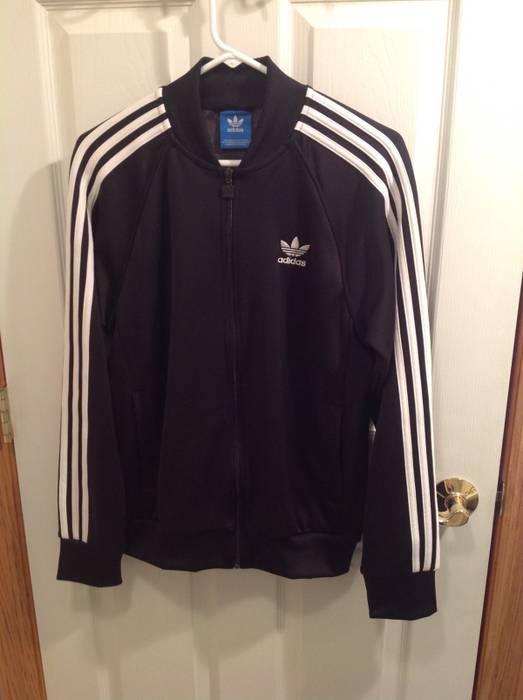 b431d06f7fdb Adidas Superstar Track Jacket (Black) Size m - Light Jackets for ...
