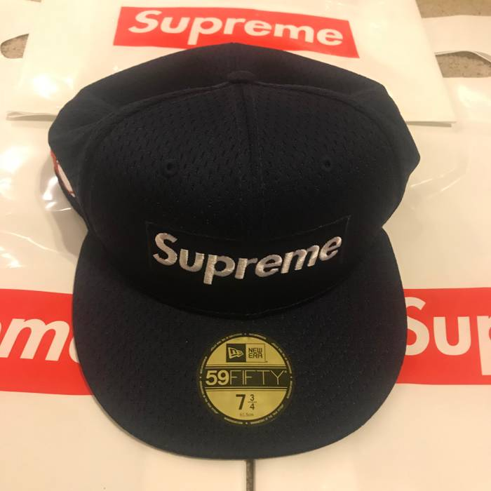 2011e961c974f Supreme Supreme New Era Mesh hat 7 3 4 Size one size - Hats for Sale ...