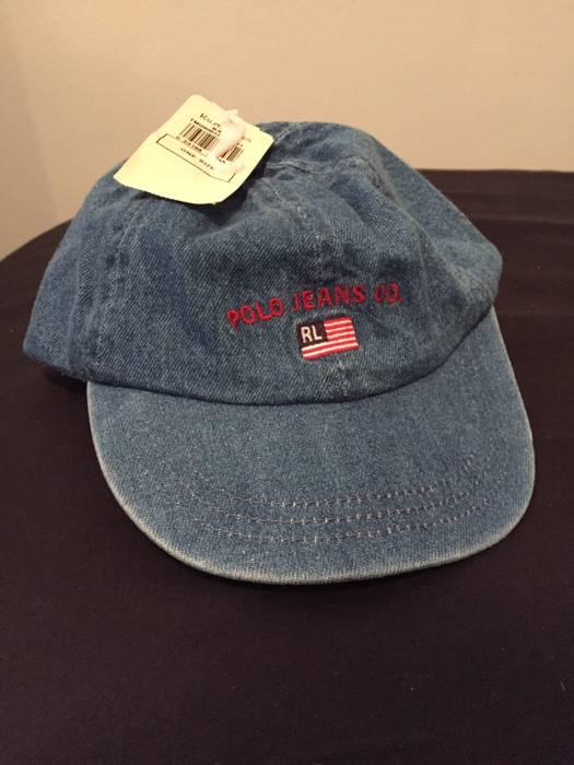 Polo Ralph Lauren Ralph Lauren Toddler Denim Hat Size one size ... ebfddcd1687
