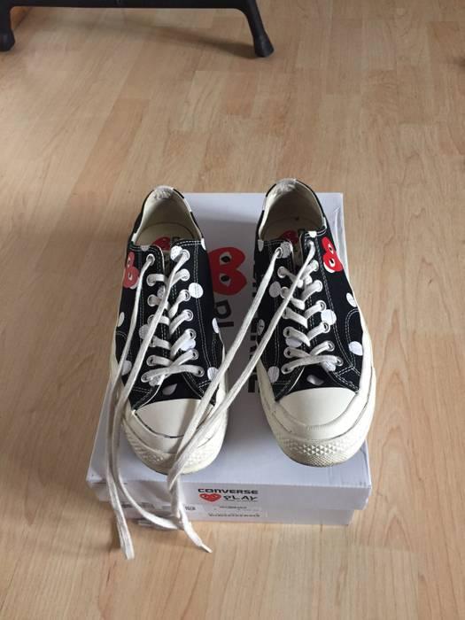 33a39cd2e69 Converse Comme des Garcons x Conversw Size 9.5 - Low-Top Sneakers ...